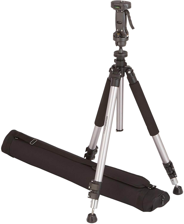 AmazonBasics Pistol Grip Camera Travel Tripod