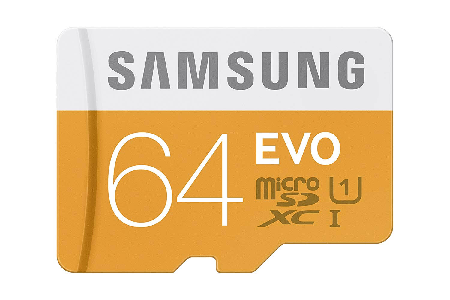 Samsung EVO Micro SDXC Memory Card with Adapter