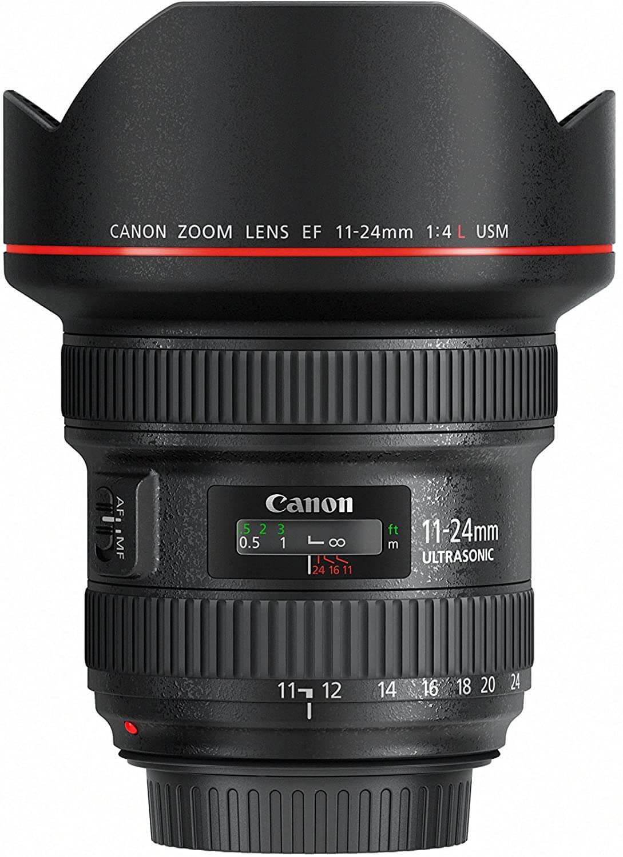 Canon EF 11-24mm f 4L USM Lens