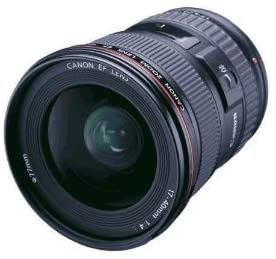 Canon EF 17-40mm f 4L USM Ultra-Wide Angle Zoom Lens