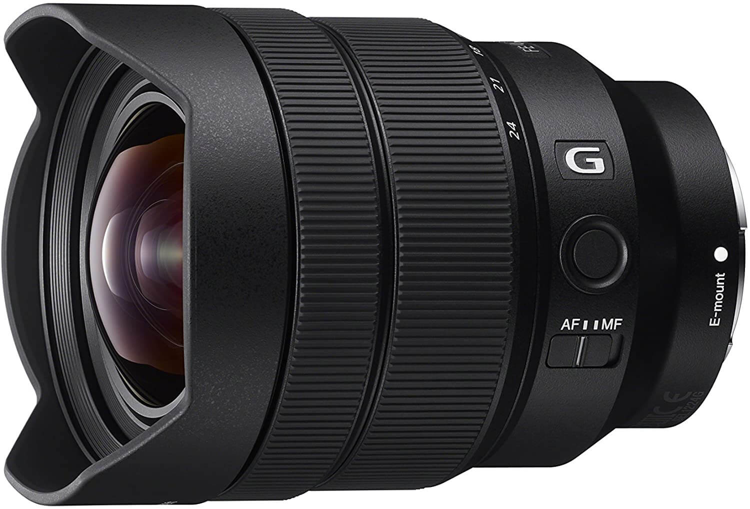 Sony - FE 12-24mm F4 G Wide-angle Zoom Lens