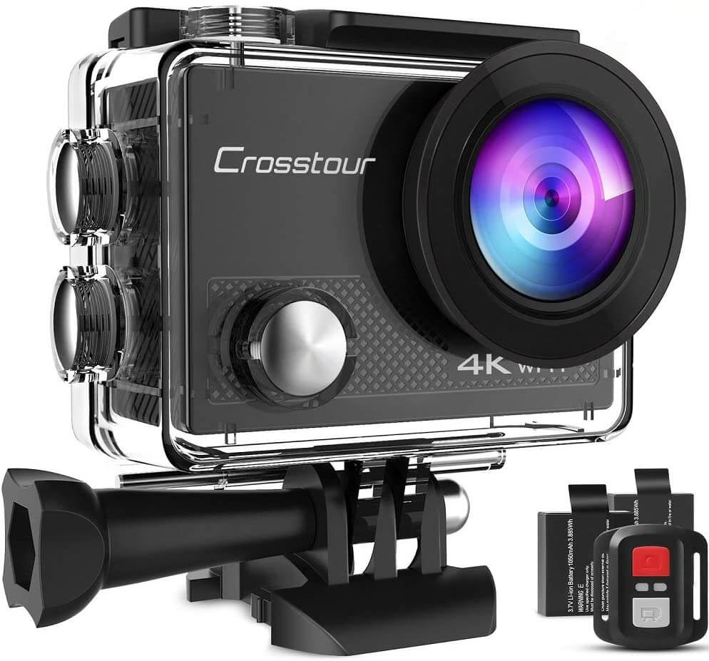 Crosstour Sports Action Camera
