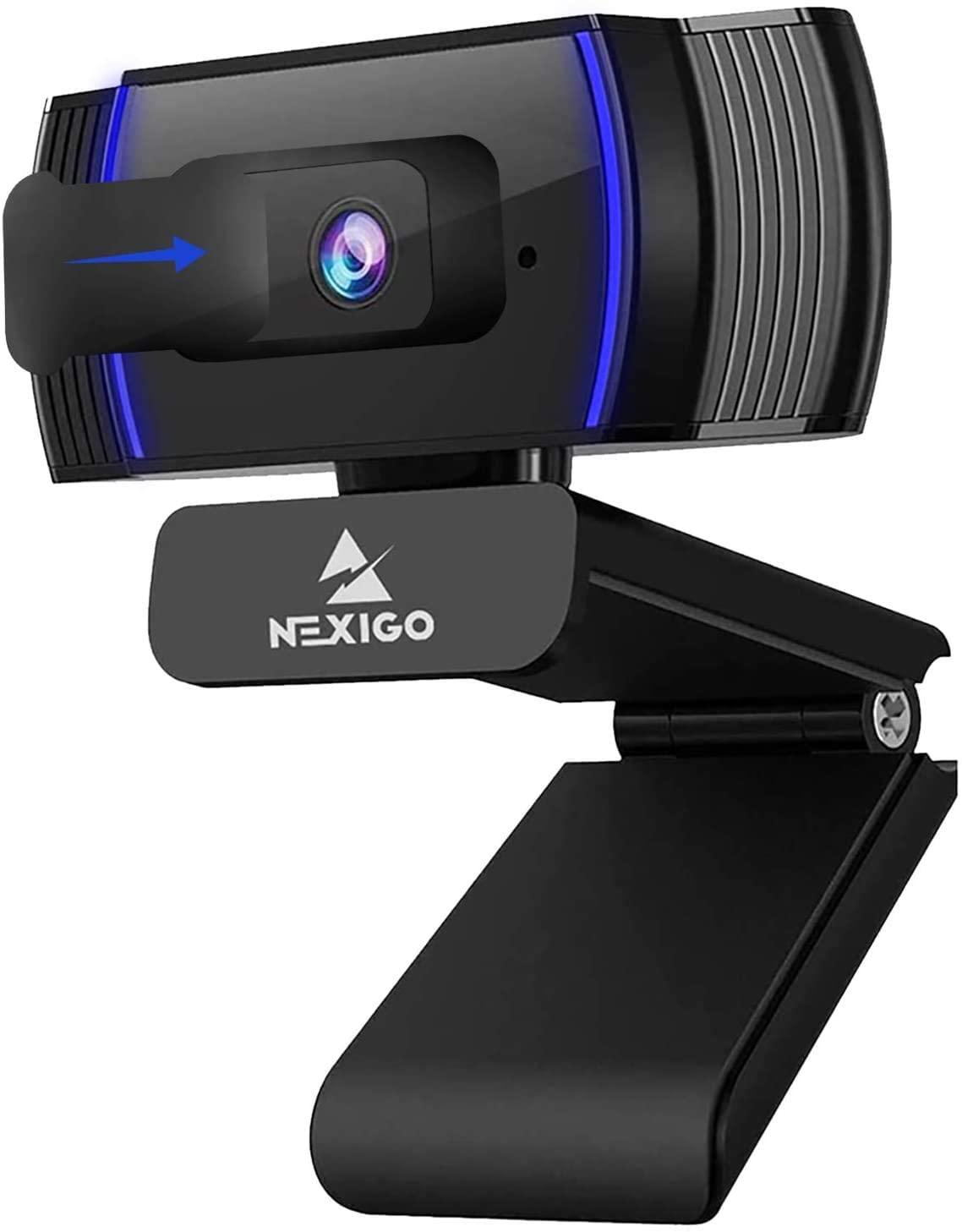 NexiGo PC Webcam