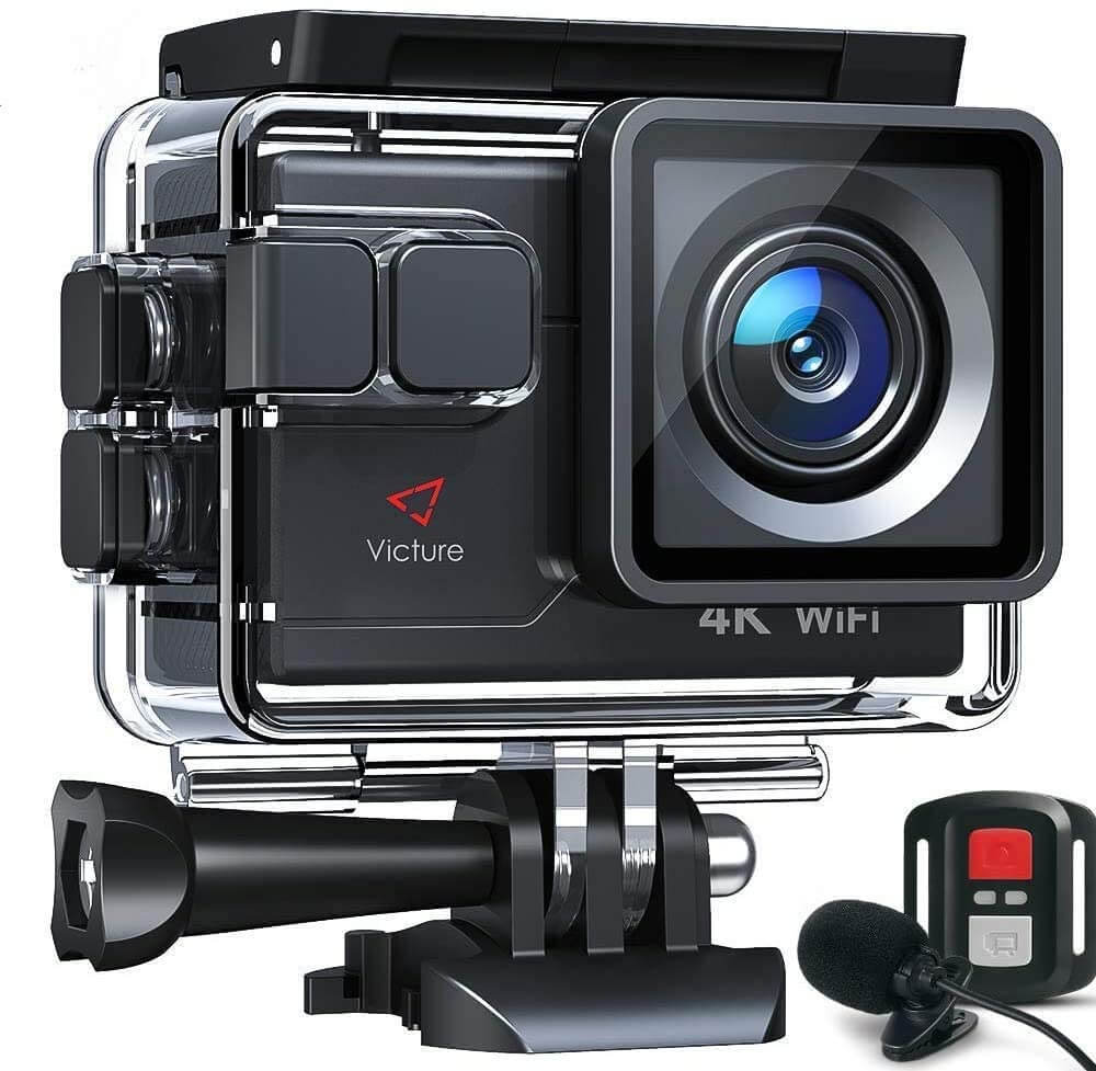 Victure Action Camera AC700