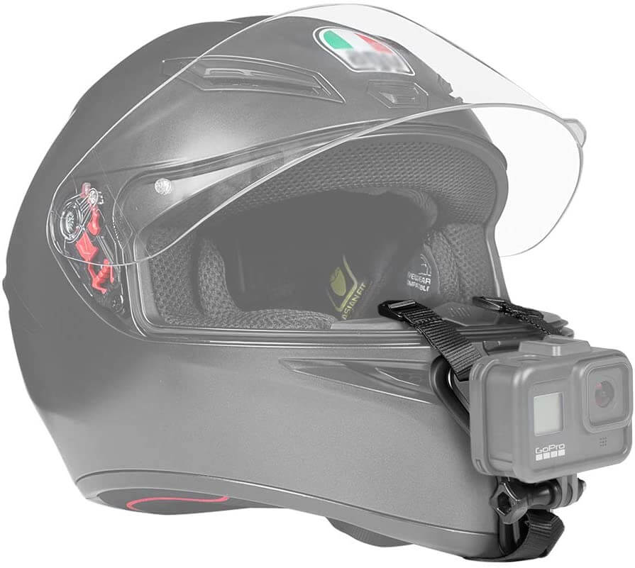 Taisioner Bicycle Motorcycle Helmet Mount