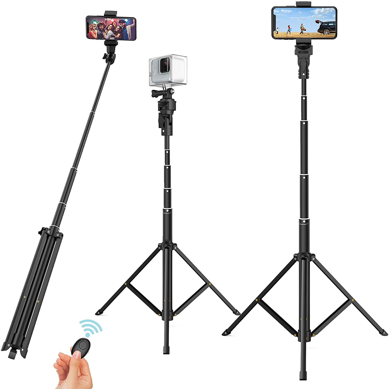 Outsolidep Store Selfie Stick Tripod